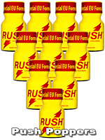 10 x RUSH SPECIAL EDITION - PACK