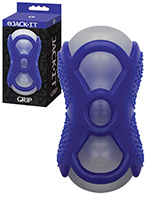 Jack-It! Stroker - Grip Clear