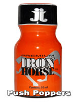 Poppers Iron Horse small