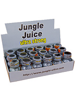 BOX JUNGLE JUICE ULTRA STRONG - 18 x