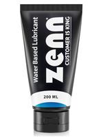 Zenn - Water Based Lubricant - 200 ml
