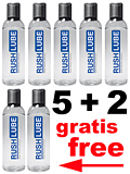 5 + 2 RUSH LUBE WATER PACK