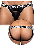 Andrew Christian - Eclipse Jock Denim - Schwarz