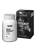 CoolMann Male Potency Tabs - 60 pastiglie