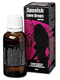 Spanish Love Drops Secrets - 30 ml