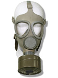 CM4 Czech Gas Mask - Grey