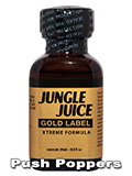 Poppers Jungle Juice Gold Label big