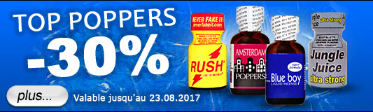 Poppers -30%
