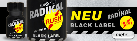 Radikal Rush Black Label