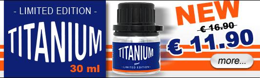 Titanium Poppers